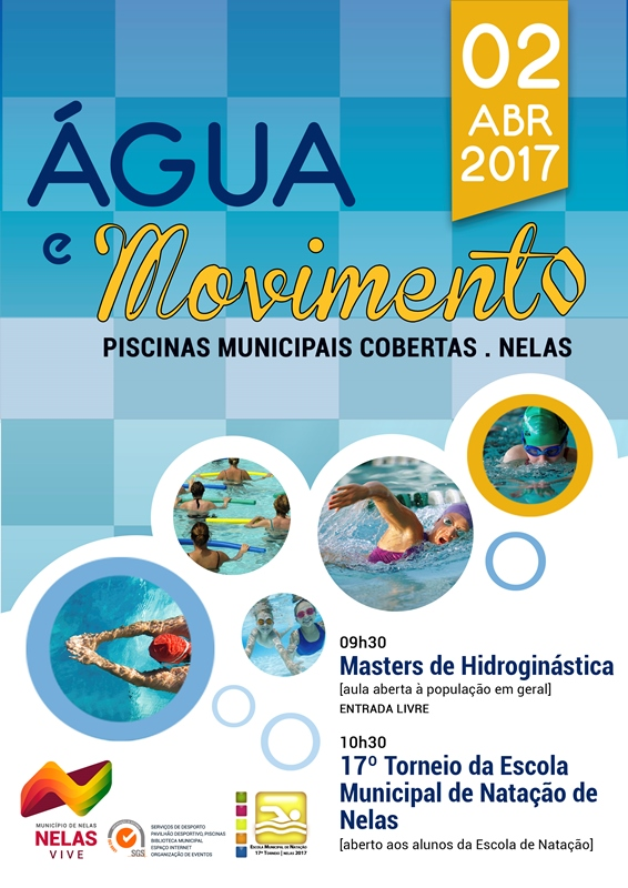 Cartaz Agua Movimento 02.04.2017