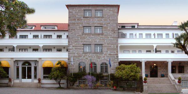 Frente - Hotel Urgeiriça